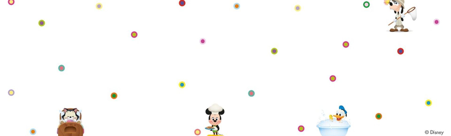 Mickey y sus amigos
