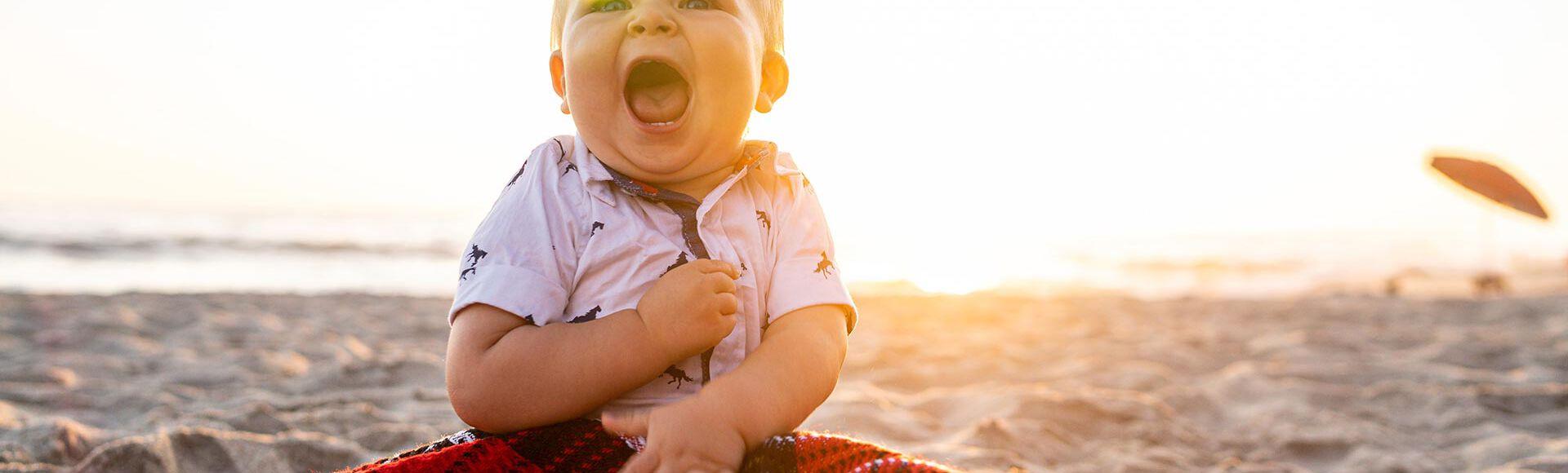 Fomentar la independencia de los bebés
