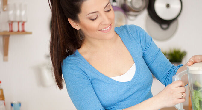 Dietas vegetarianas para tu embarazo | Más Abrazos by Huggies