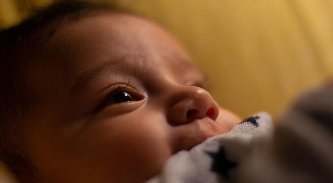 Tu bebé y su sistema sensorial
