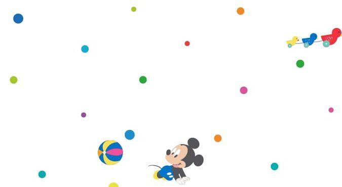 Hermosa Caja de regalos   Mickey & Minnie